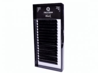 OkoLashes BLACK 0,10 D ív