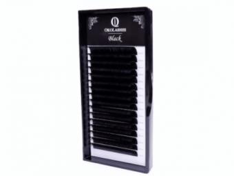 OkoLashes BLACK 0,10 D+ ív