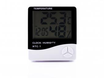 Hőmérséklet és páratartalom mérő