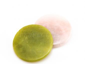Jade kő rózsaszín