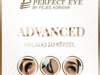 Perfect Eye Advanced – Haladó képzés