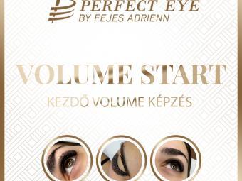Perfect Eye Volume Start – Kezdő Volume képzés
